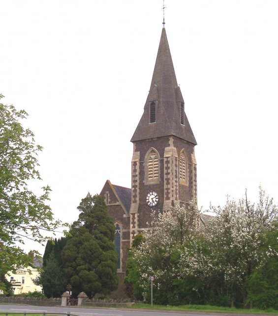 St. James Church, Welland