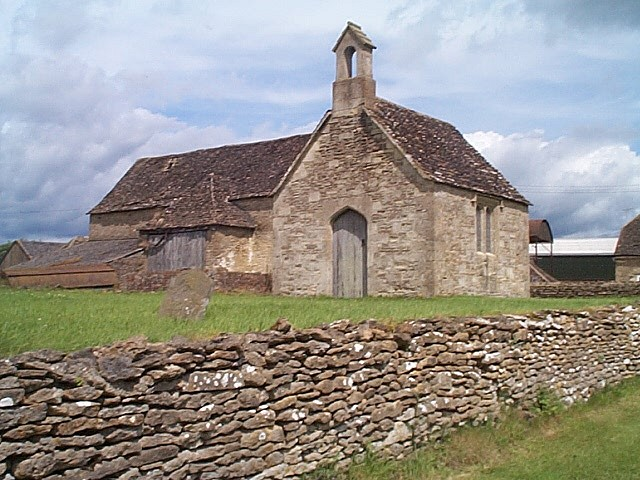 Bremilham Church in Cowage Farmyard