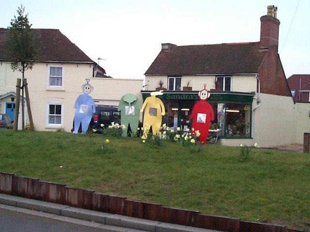 Teletubbies, Fawley Square, April 1st