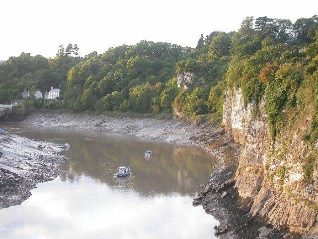 River Wye, Chepstow