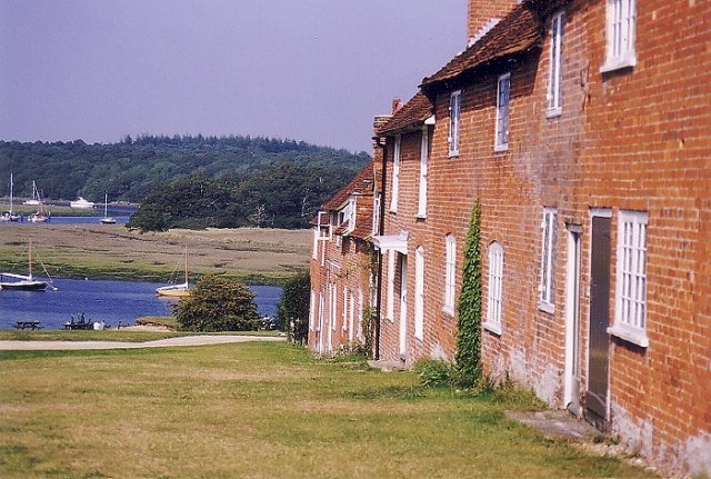 Buckler's Hard, Beaulieu River