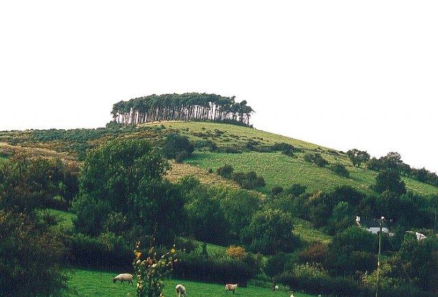 Bromlow Callow, Shropshire