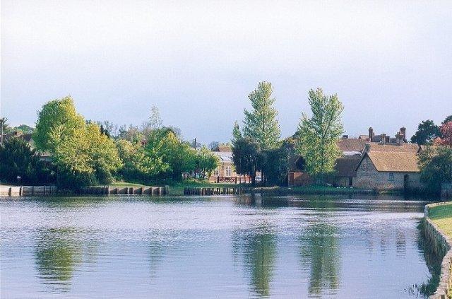 Beaulieu River, Beaulieu, New Forest