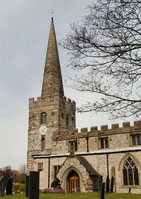 East Leake Parish Church