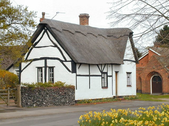 Thatched Cottage in Rempstone