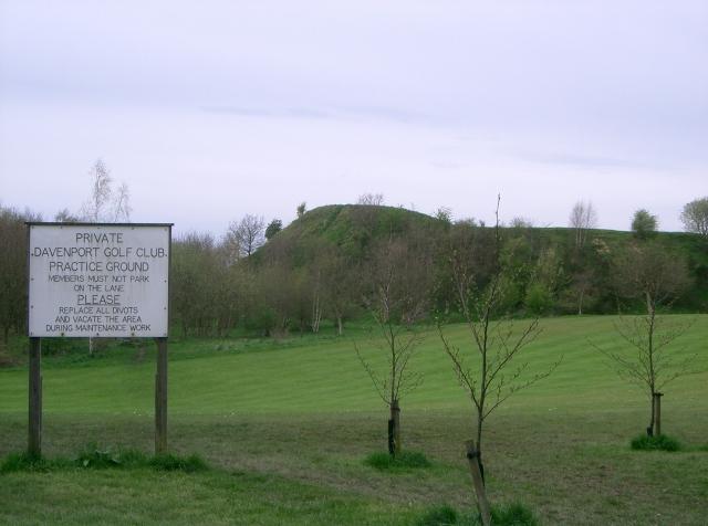 Davenport Golf Club Practice Ground