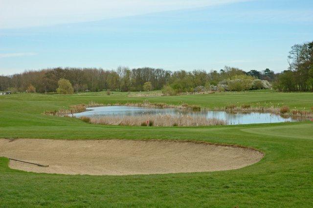 Mentmore Golf Course
