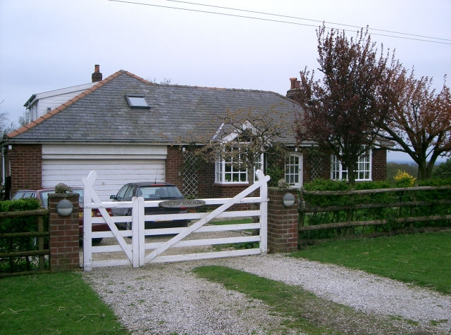 Hilltop Bungalow at Hilltop Farm