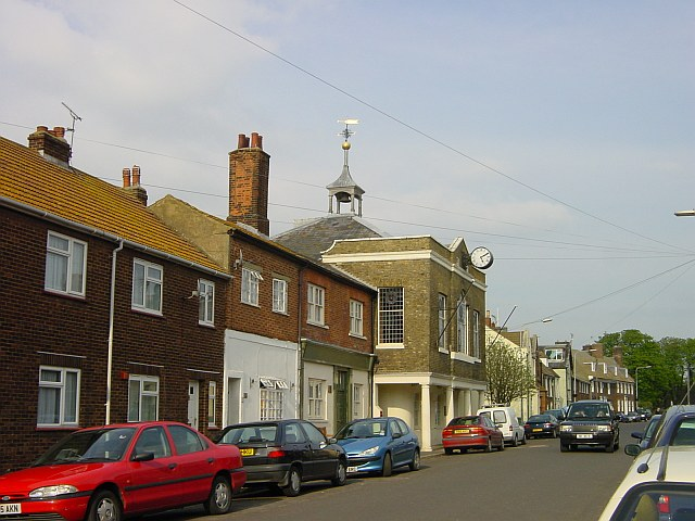 The Guildhall, Queenborough