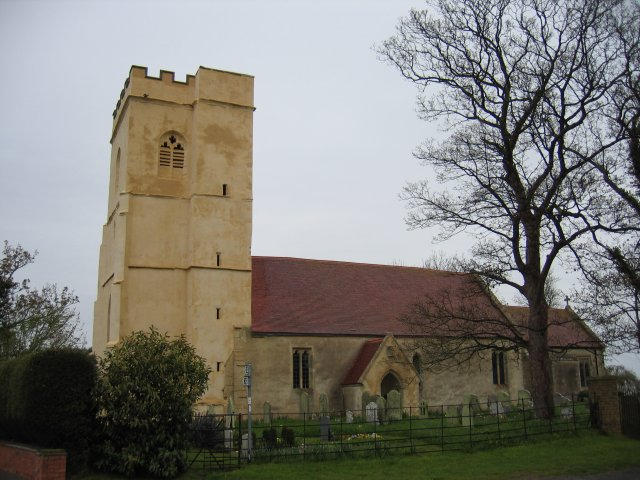 Strensham Church