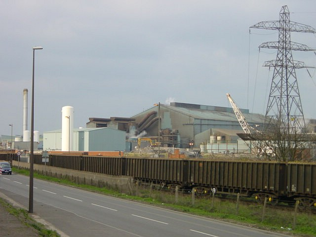 Sheerness Steel Mill