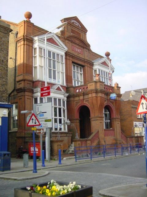 Conservative Club, Sheerness