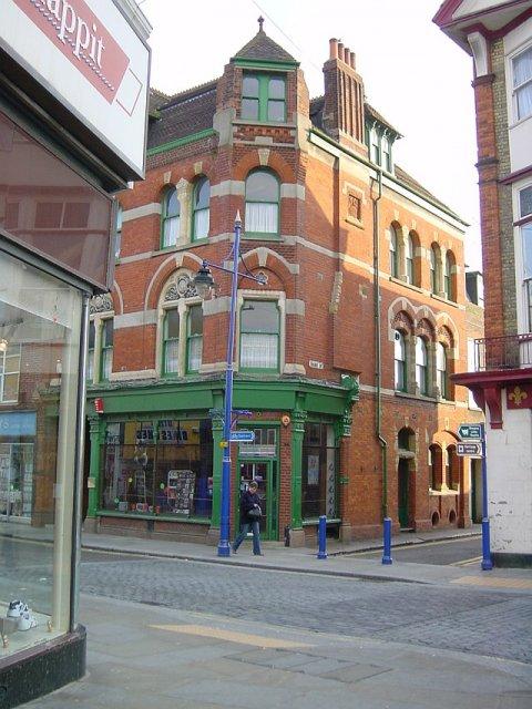 Rose Street, Sheerness