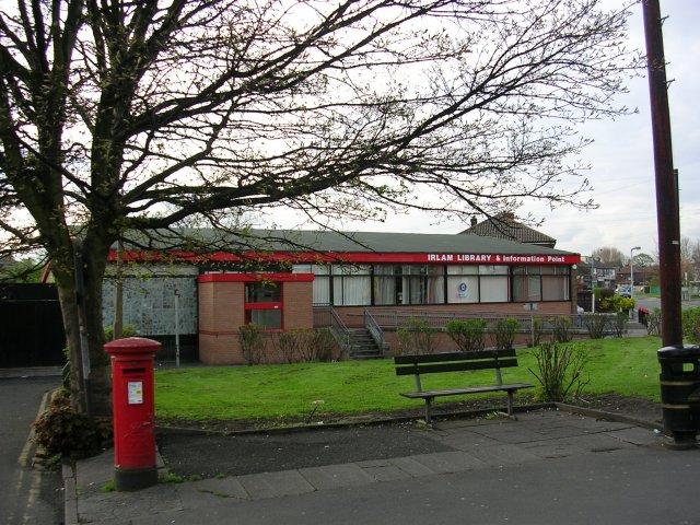 Irlam Library, Irlam, Manchester