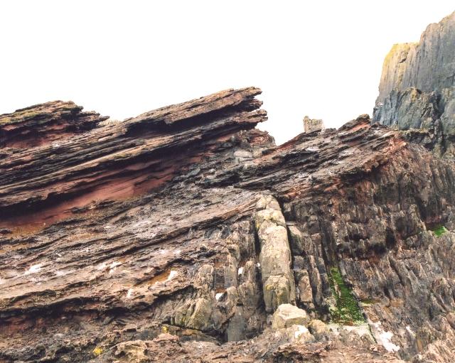 Hutton's Unconformity, Siccar Point