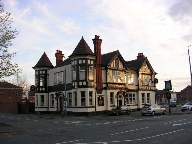 The Unicorn, Peel Green, Eccles