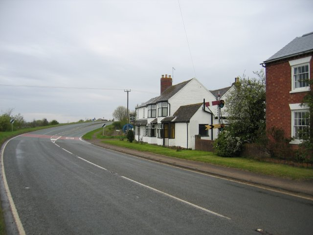 Defford - The Railway Inn