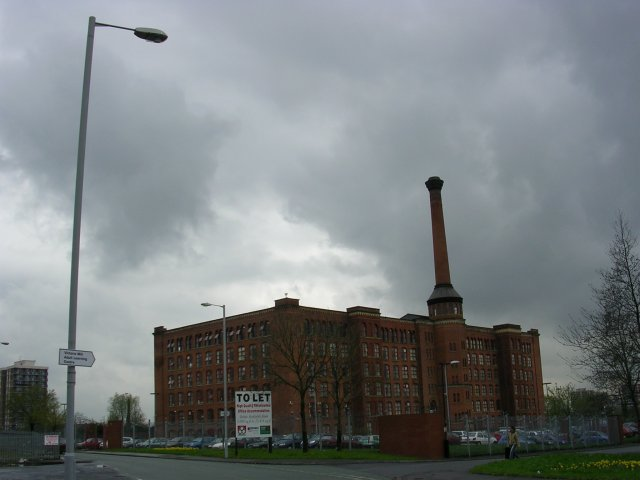 Victoria Mill, Miles Platting, Manchester