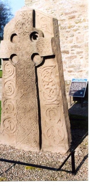 Aberlemno Cross