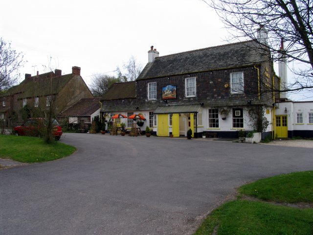 The Coach and Horses: nr Worthing