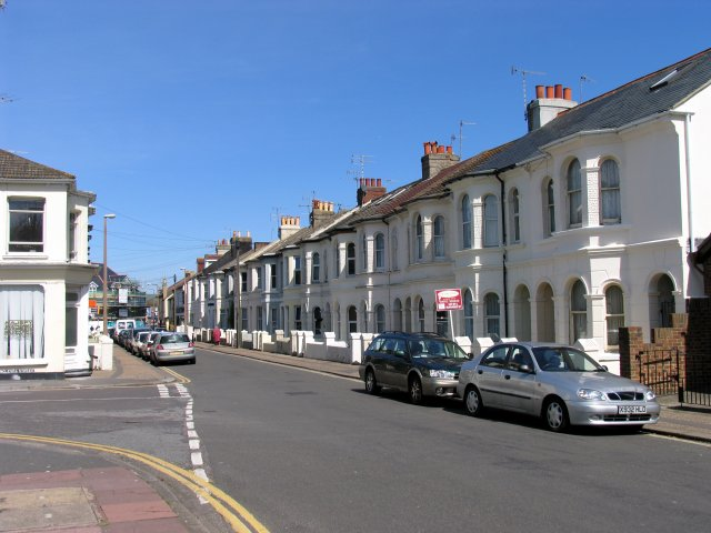 Clifton Road: Worthing
