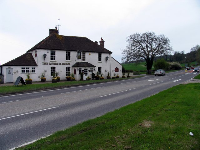 The Road to Bury: West Sussex