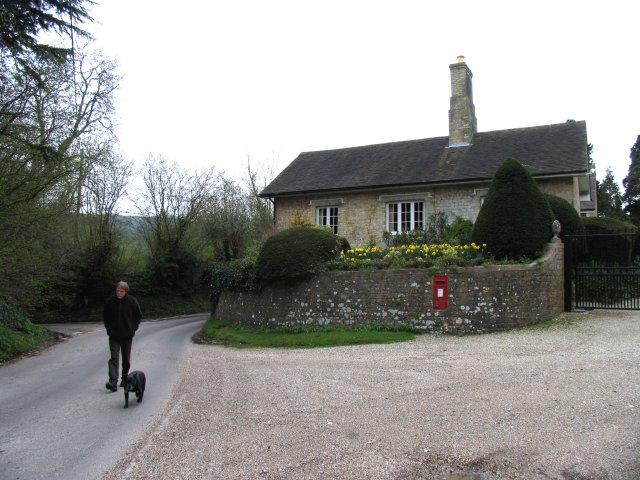 Upper House in West Burton West Sussex