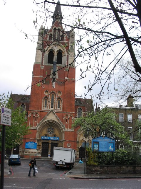 Union Chapel, Highbury