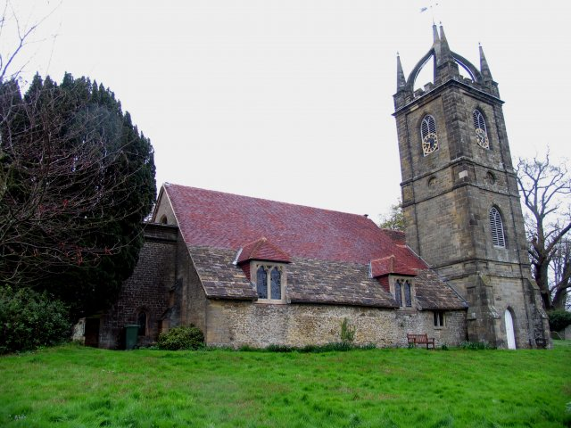 All Hallows: Tillington with Upperton and River Parish