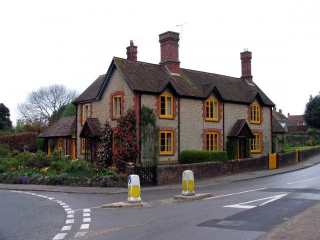 Intersection at Easebourne