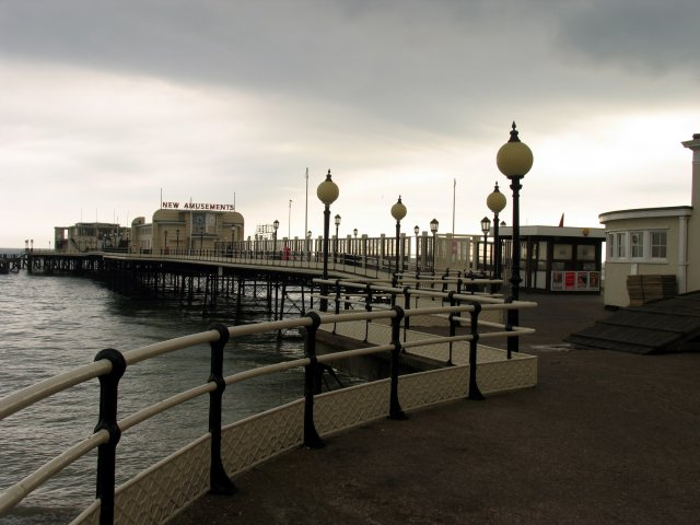 The Pier at Worthing