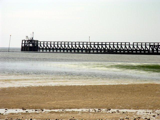 The West Pier : Littlehampton