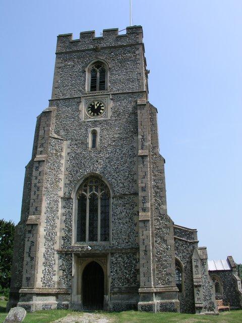 Elmdon, St Nicholas