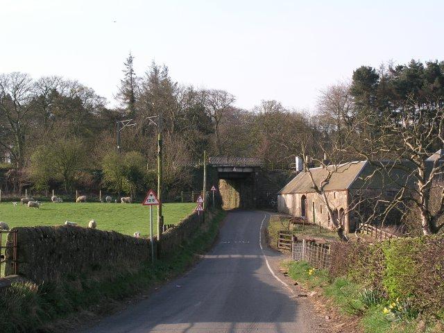 Railway Bridge in NT1066