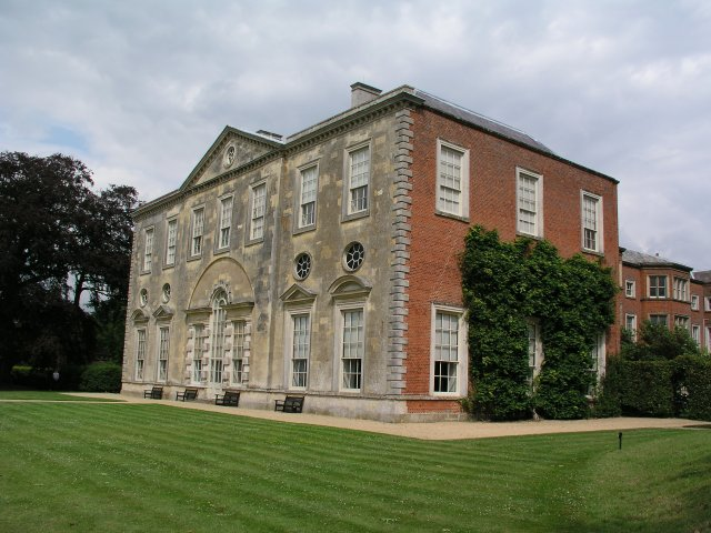 Middle Claydon House