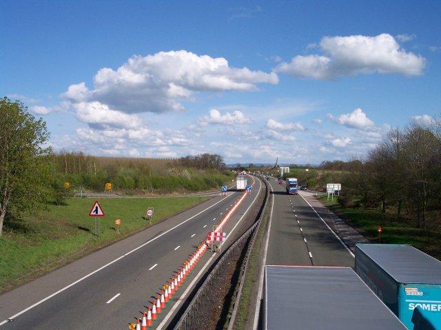 M50 Junction 2