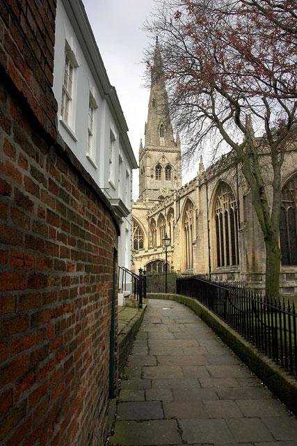 Newark Parish Church (St Mary Magdalene)