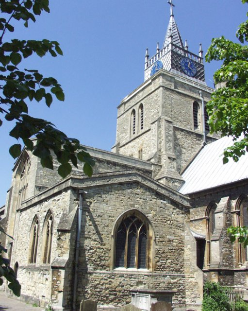 Church of St Mary, Aylesbury