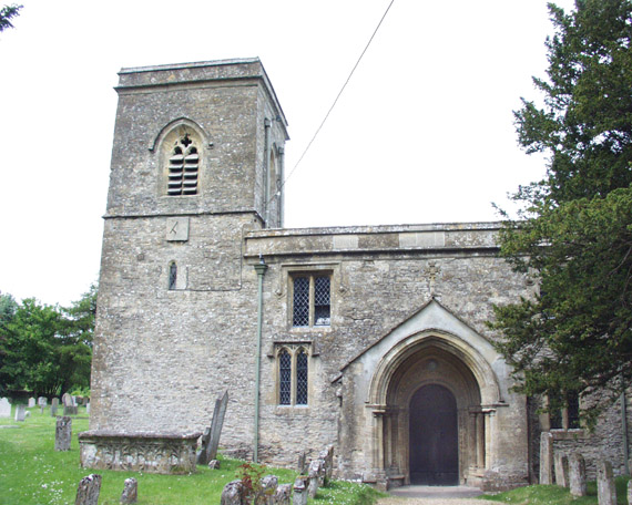 Fulbrook church