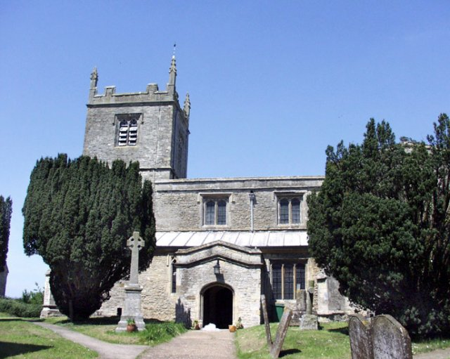 Marsh Gibbon church