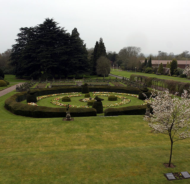 Lilleshall Gardens