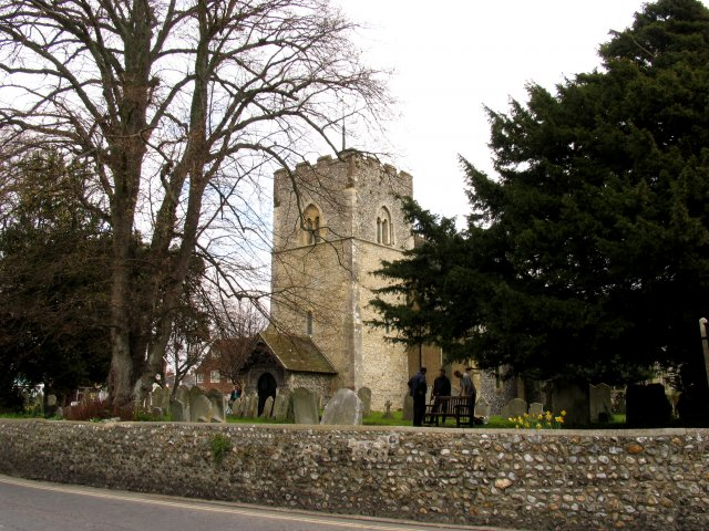 St Peter and St Pauls Rustington: Diocese Chichester