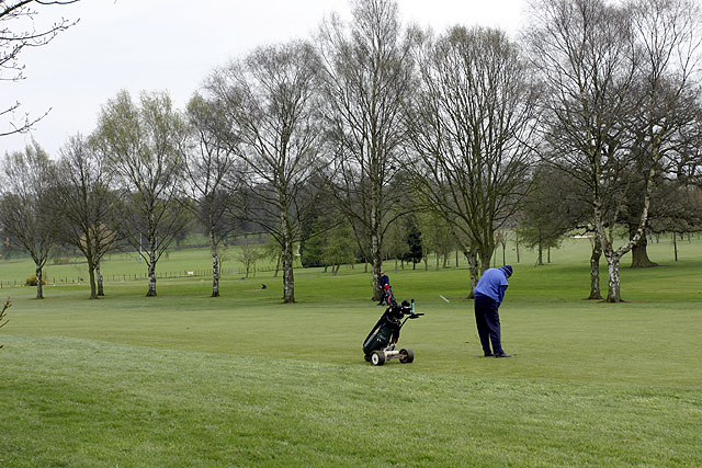 Lilleshall Hall Golf Course
