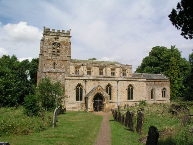 Great Tew church