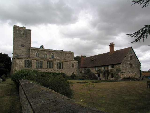 The Saxon Minster at Deerhurst
