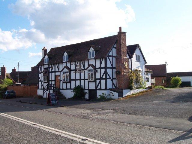Drum and Monkey, Newbridge Green, Upton upon Severn