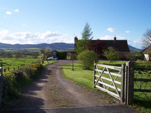 Orchard Farm, Longdon Hill End