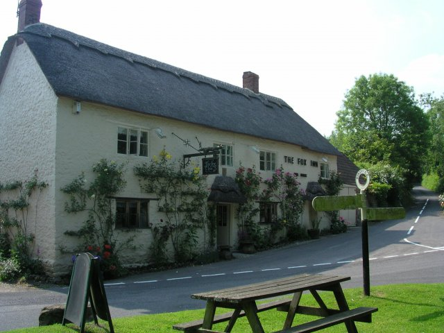 The Fox Inn at Corscombe