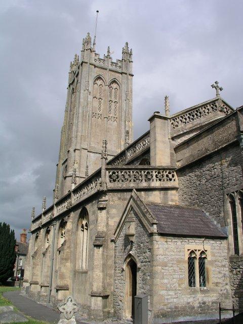 Evercreech church