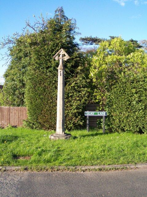 Wayside Cross, Quay Lane, Hanley Castle